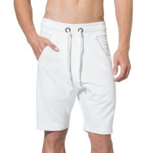 LEVEL Frankie Unisex Shorts L1018 Chalk White