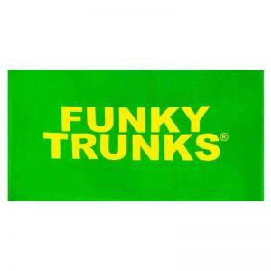 Funky Trunks Mens Sports Towel Still Brasil FT90