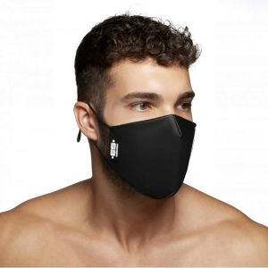 ES Collection Hardcore Tape Face Mask AC119 Black