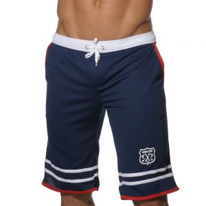 Addicted Training Long Shorts AD127 Navy