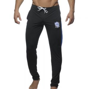 Addicted Baggy Sweat Pants AD267 Black