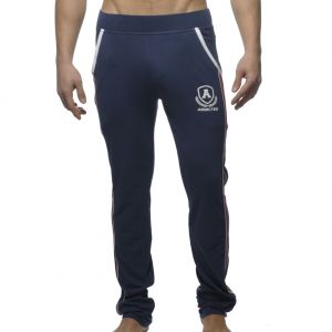 Addicted Intercotton Tight Sweat Pants AD335 Navy