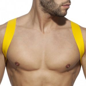 Addicted Spider Harness AD814 Yellow