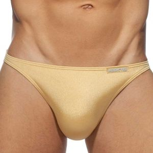Addicted Mini Swim Bikini ADS245 Gold