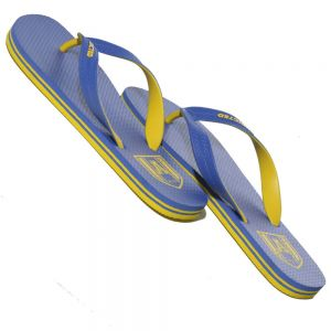 Addicted Two Tone Flip Flops Thongs AFF01 Royal Blue