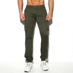 ES Collection Cargo Pants ESJ053 Khaki