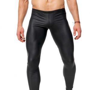 Rufskin Loki Rubberized Sport Leggings Black