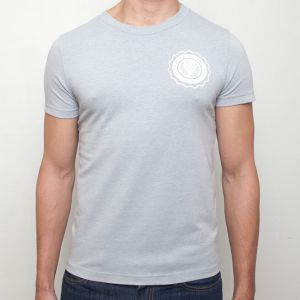 Supawear Sports Club T Shirt T11SC Grey Marle