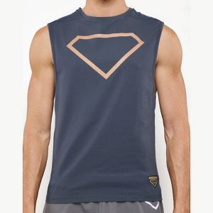 Supawear Diamond Tank Top TA11DI Grey Marle