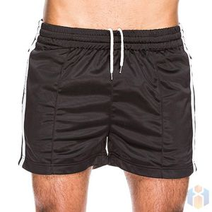 Teamm8 Lane Shorts TCLANS Black