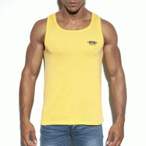 ES Collection Basic Tank Top TS119 Yellow