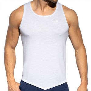ES Collection Flame Tank Top TS284 White
