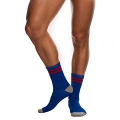 Hey Franky Soda Socks HF013B Blue
