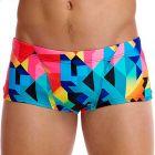 Funky Trunks Classic Swim Trunks FT30M Colour Burst Mens Swimwear