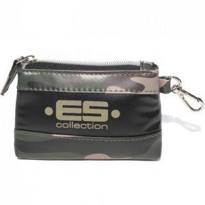 ES Collection Zipper Wallet Pouch AC049 Camo