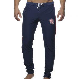 Addicted Baggy Sweat Pants AD267 Navy