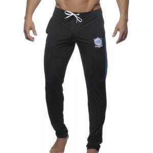 Addicted Baggy Sweat Pants AD267 Black