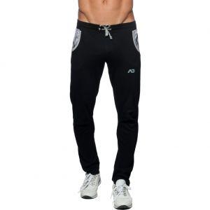 Addicted Geoback Pant AD614 Black