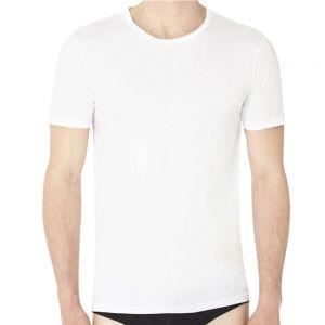 Emporio Armani Cotton Crew Neck 3 Pack T-Shirt 110821 CC712 White