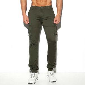 ES Collection Cargo Pants ESJ053 Khaki