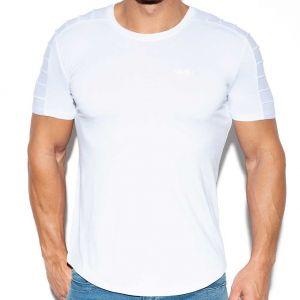ES Collection Basic Ranglan T-Shirt TS245 White