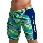 Funky Trunks Training Swim Jammer FT37M Sand Storm Mens Swimwear
